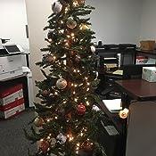 Star Wars FORCE AWAKENS 6 Piece Christmas Tree Ornament Set Featuring Kylo Ren Captain Phasma Finn Rey and Flametrooper BB-8