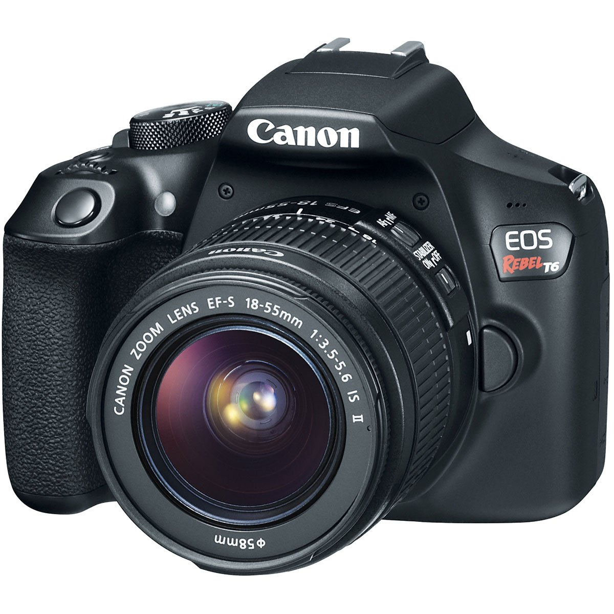 CANON EOSRebel T6 DSLR Camera