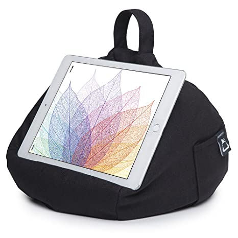 Amazon.com: iPad, Tablet & eReader Cushion Bean Bag Pillow ...
