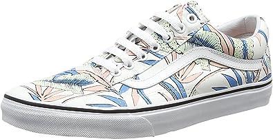 Chaussures Tropical Leaves Authentic | Noir | Vans