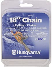 Husqvarna 531300439 18-Inch H30-72 (95VP) Pixel Saw Chain.325-Inch by .050-Inch