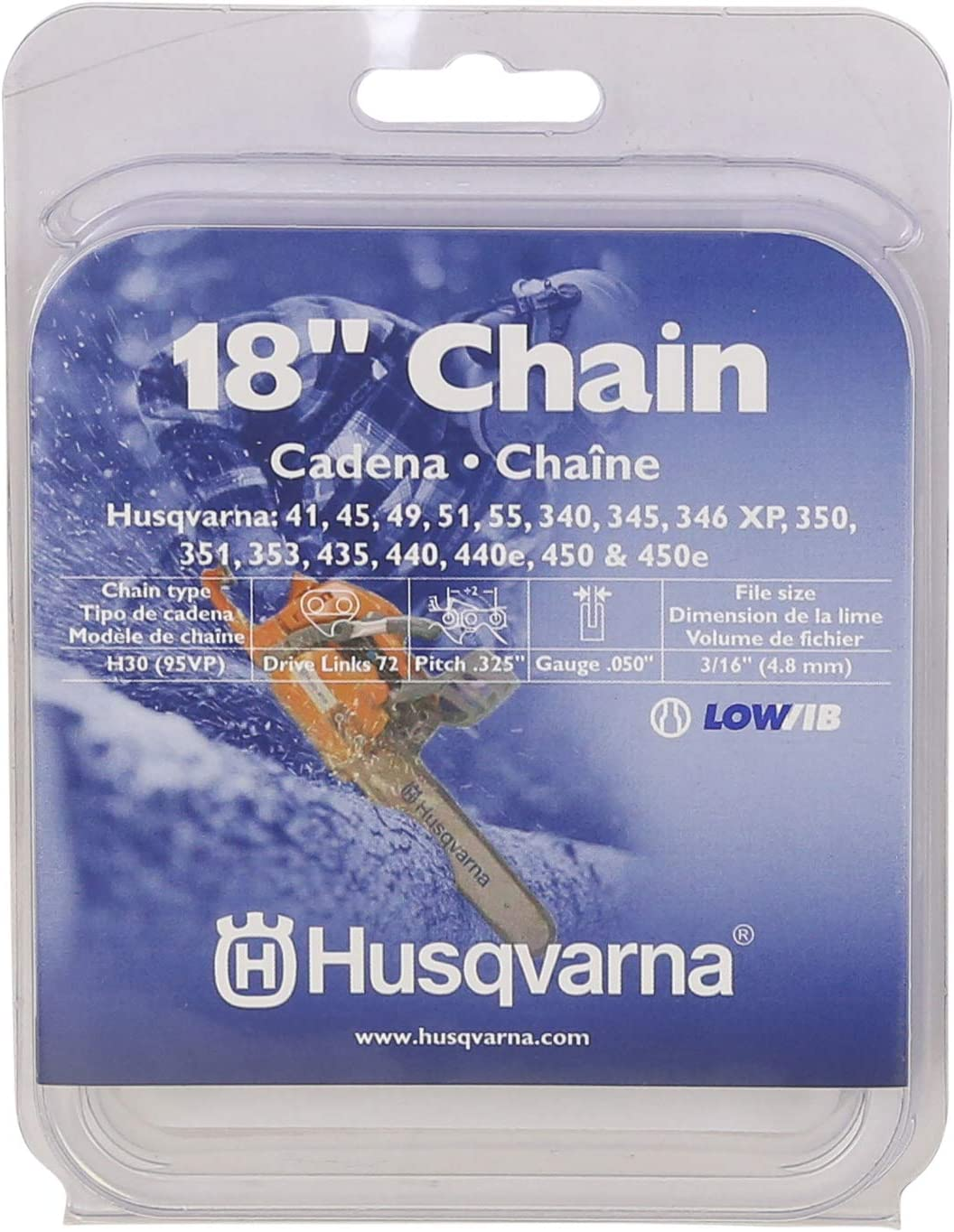 Husqvarna Pixel Saw Chain