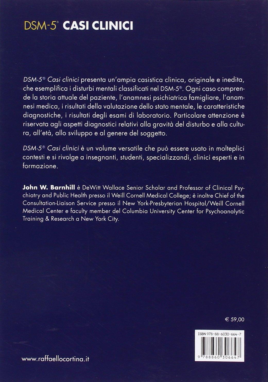 dsm 5 pdf italiano gratis