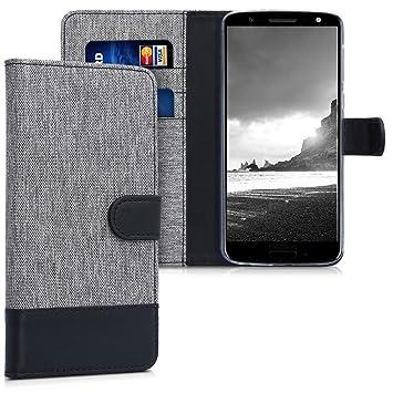 kwmobile Funda compatible con Motorola Moto G6: Amazon.es: Electrónica