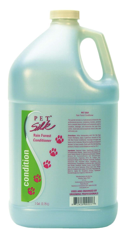 Pet seda selva mascota acondicionado, 3,8 L: Amazon.es: Productos ...