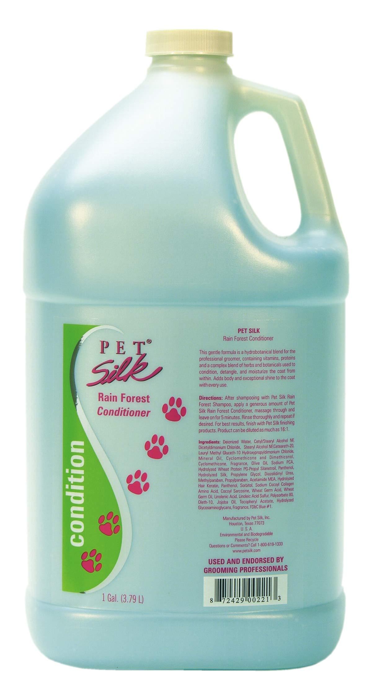 Pet Silk Pet Silk Rainforest Conditioner 128 Oz, 16 Oz