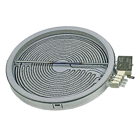 AEG Electrolux Calentador Radiante para vitrocerámica ...