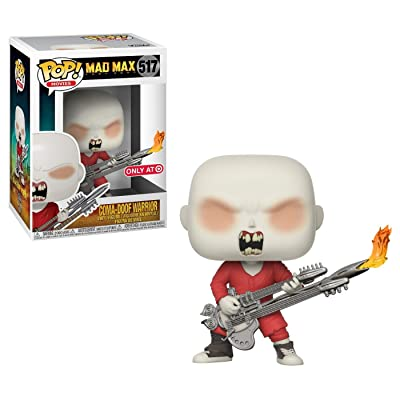 Funko Pop! Movies Mad Max Fury Road Coma-Doof Warrior #517: Toys & Games