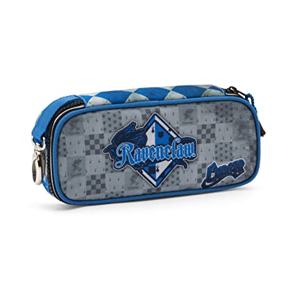 Amazon.com: Harry Potter Quidditch Ravenclaw Pencil case ...