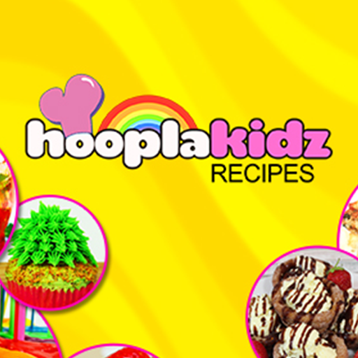 HooplaKidz Recipes (Special Halloween Recipes)