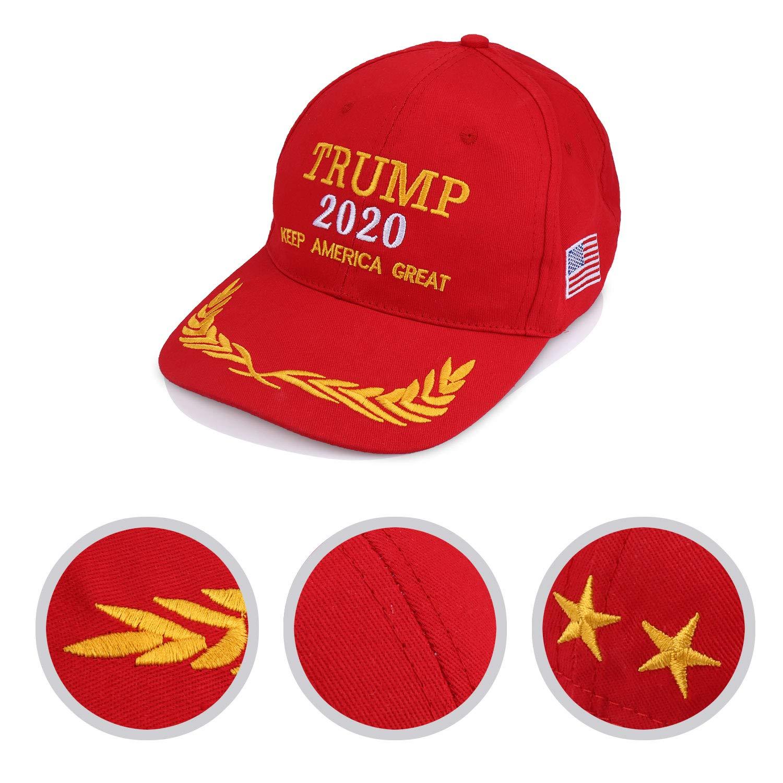 914d9ed41ab Amazon.com  Flantor Donald Trump Baseball Cap