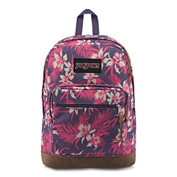 JanSport Right Pack Expressions Laptop Backpack - Havana Floral
