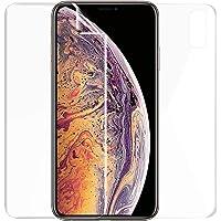 Microsonic 18254 Apple iPhone XS Max (6.5'') Ön + Arka Kavisler Dahil Tam Ekran Kaplayıcı Film