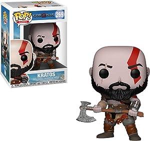 Funko Pop!- Games: God of War: Kratos (27031)