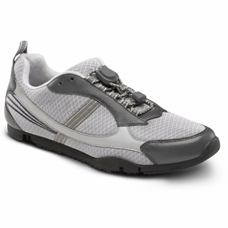 Dr. Comfort Sandy Womens Sneaker B00IOT36EG 10 E US|Grey