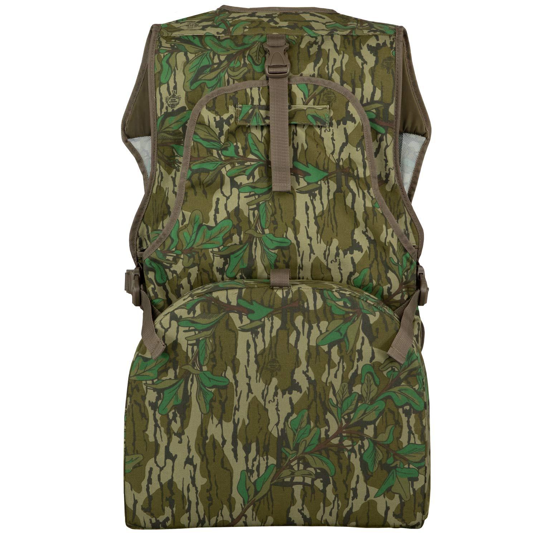 34641884be907 Amazon.com : Mossy Oak Longbeard Elite Vest : Sports & Outdoors