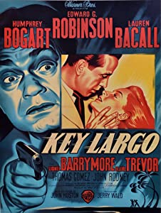 "Decorative 11""x14"" Movie Poster.Cinema Art.Key Largo.12381"