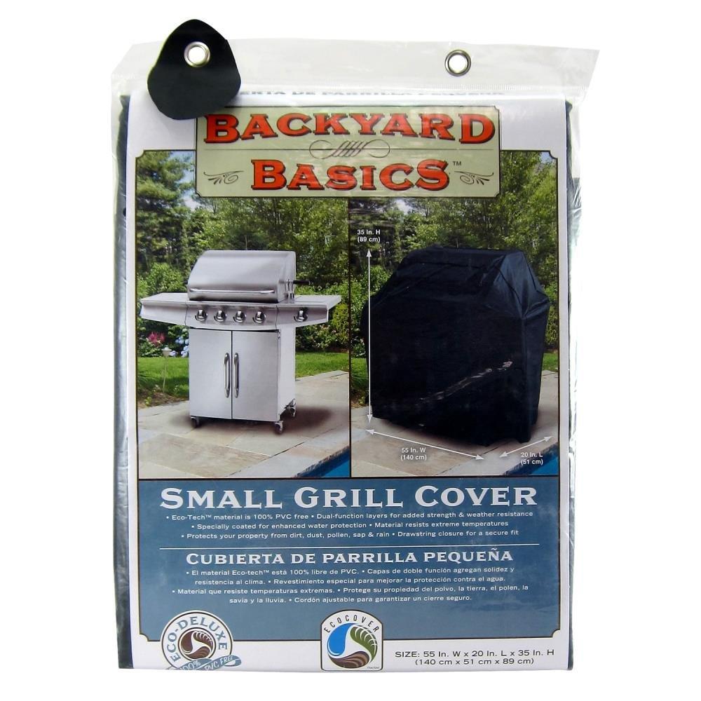Amazon.com: Mr. Bar-B-Q Backyard Basics Grill Cover, Small ...