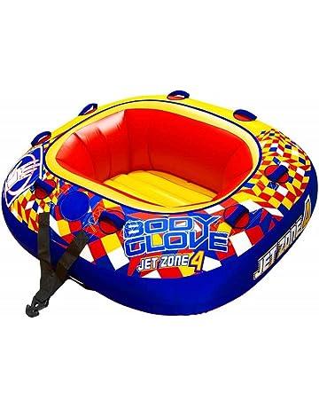 Sportsstuff Body Glove Jet Zona 4 esquí acuático Tubo de Agua – Glider Rider
