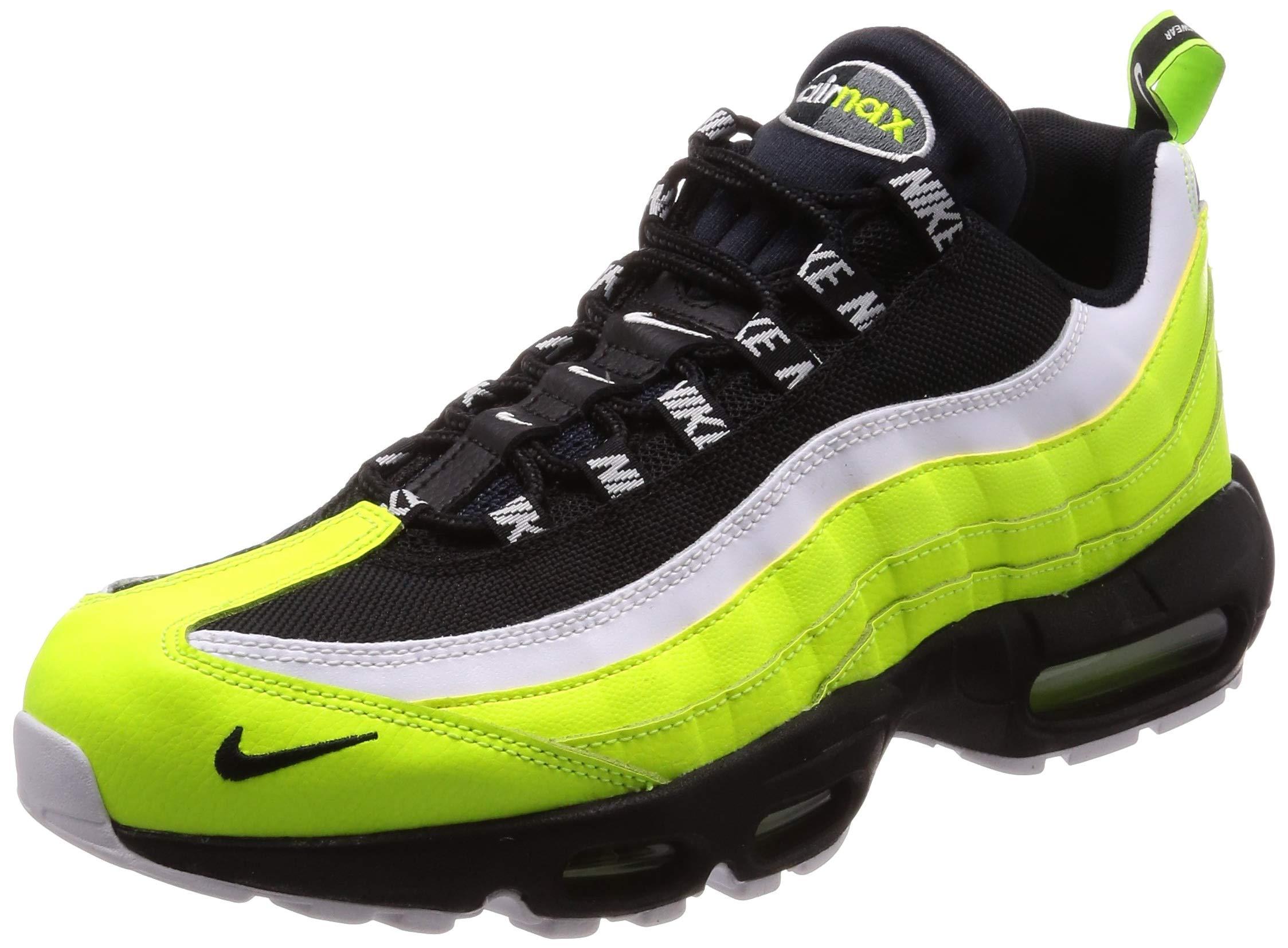 Nike Air Max 95 Premium Green Sneakers 538416 201