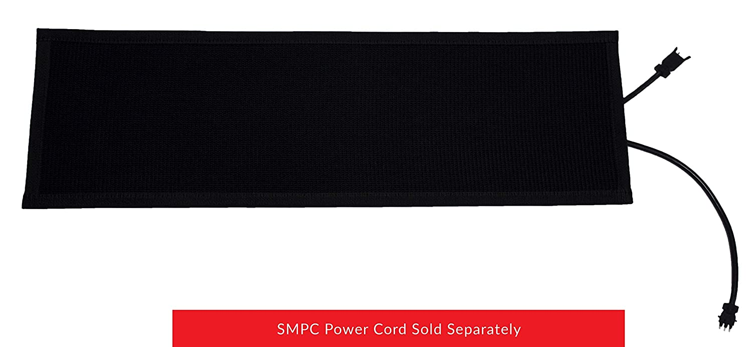 Summerstep SMPC Heated Snow-Melting Stair Mat GFCI Power Cord Black 120V 6 Cord Length