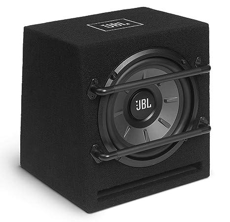 Aktives 200-mm Subwoofer System Schwarz JBL JBLSTAGE800BA Stage 800BA Enclosure
