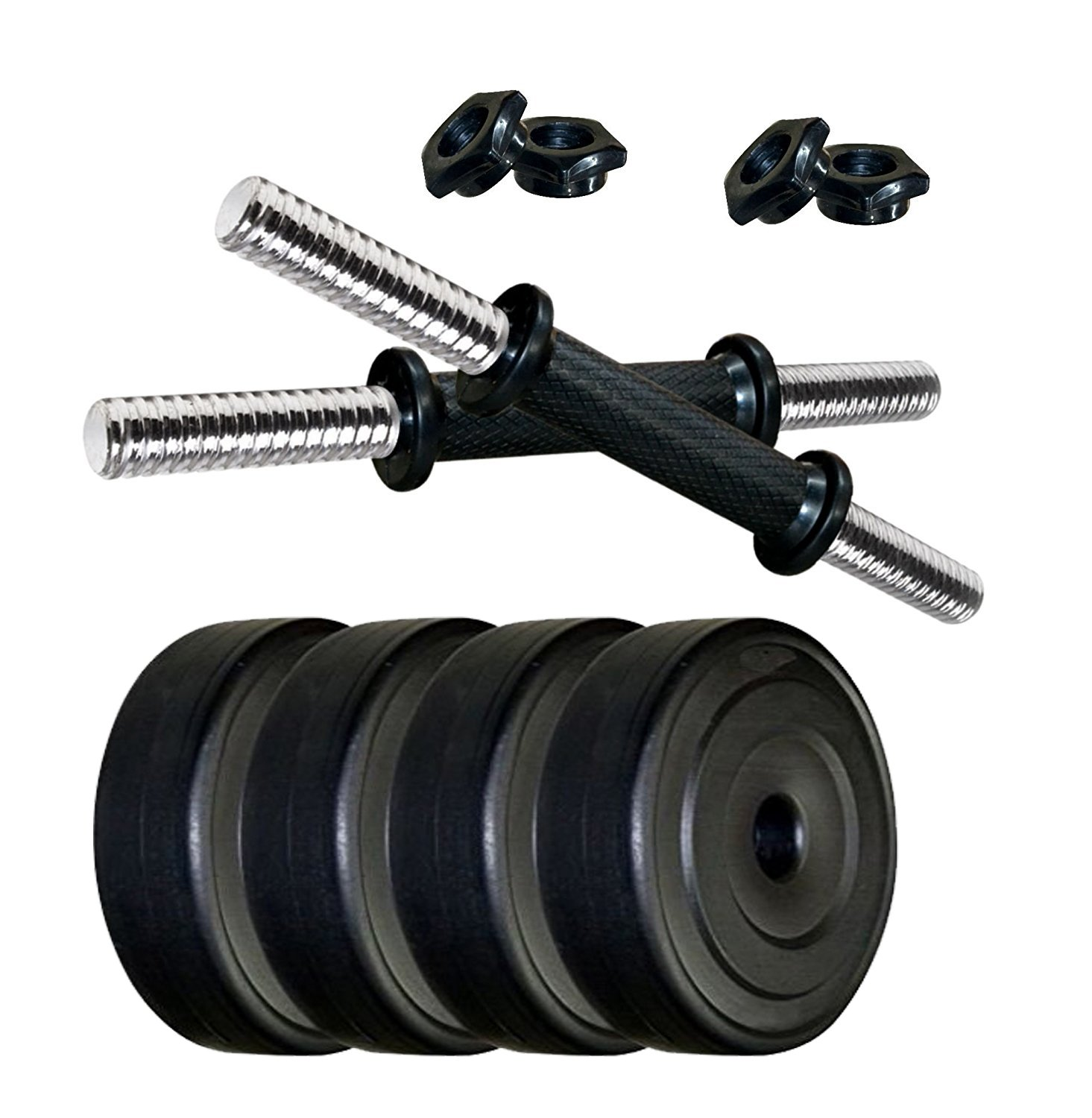 Protoner 20kg Adjustable Dumbbell Set, Adult