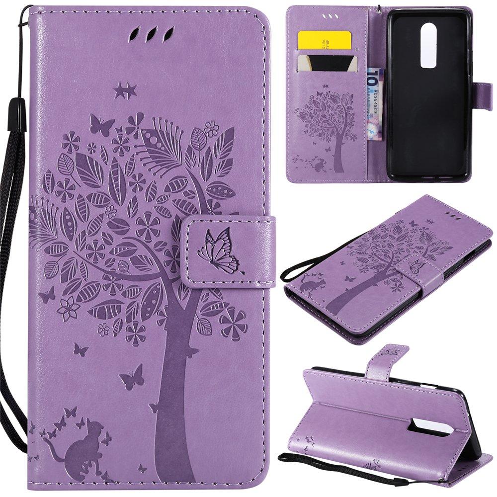 b62f63622d8e Amazon.com: Torubia OnePlus 6 Wallet Case, OnePlus 6 Leather Case ...