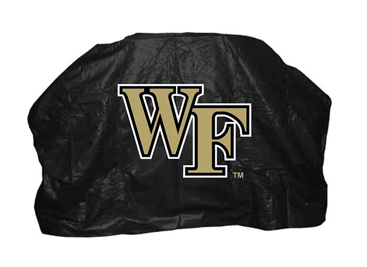 NCAA Wake Forest Demon Deacons 68-Inch Grill Cover