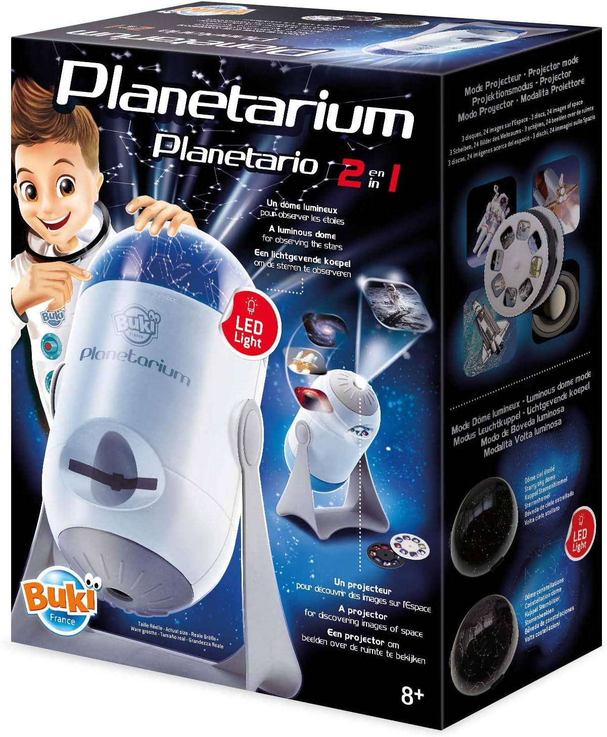Buki France-7250 Planetario 2 En 1, Color (7250): Amazon.es ...