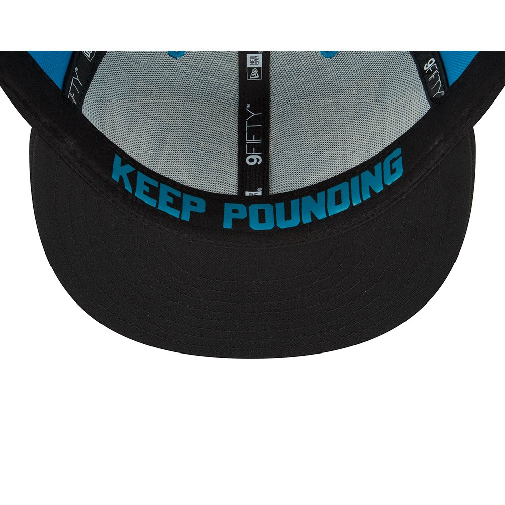 8873cf141a3731 Amazon.com: New Era Carolina Panthers 2018 NFL Draft Spotlight Snapback  9Fifty Adjustable Hat: Clothing