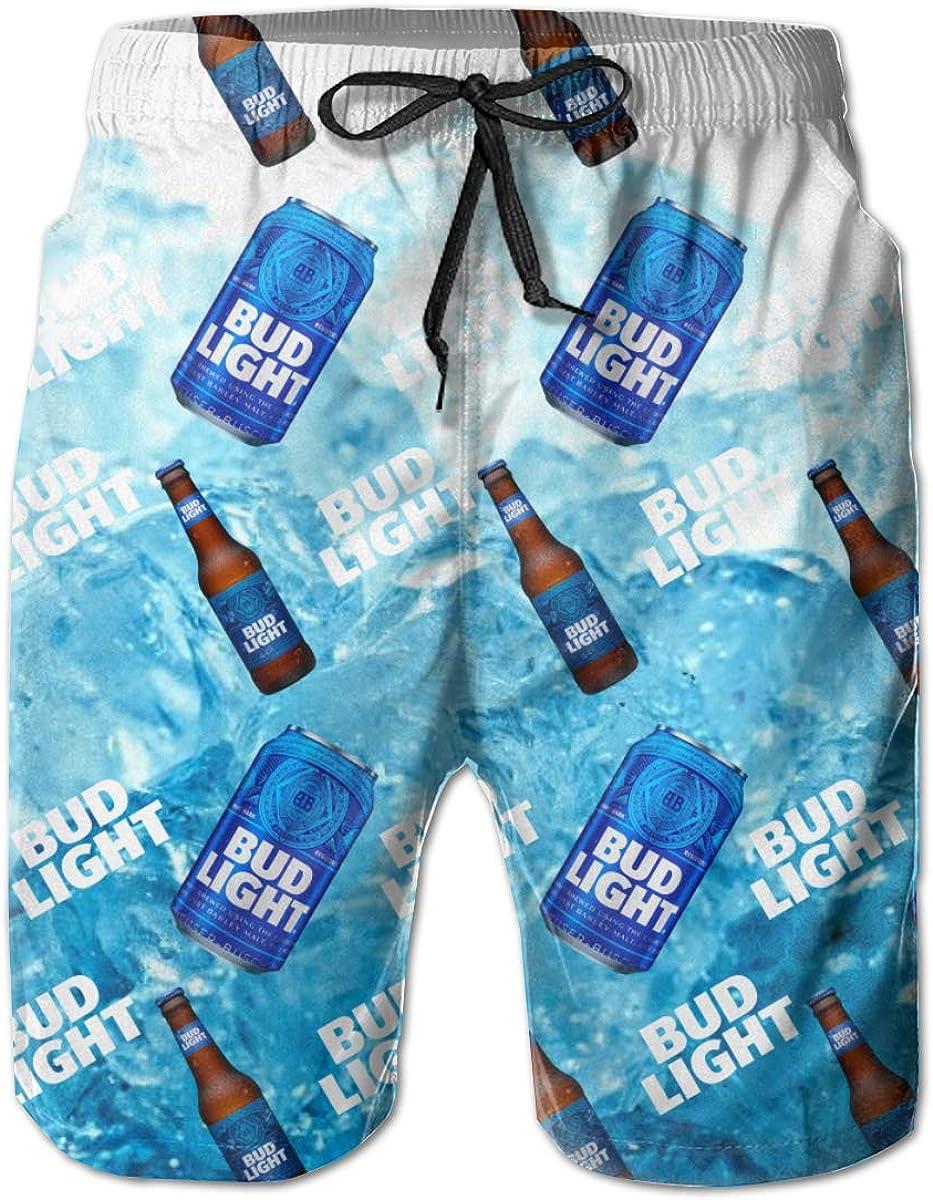 BNWT Mens Retro Lime Orange Blue Swim Swimming Trunks Board Shorts Size M A71