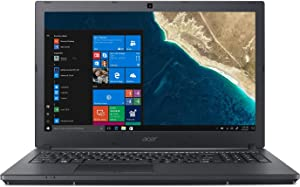"""Acer TravelMate P2 Business Laptop, 15.6"""" FHD, Intel Core i5-8250U, 8GB DDR4, 256GB SSD, 8 Hrs Battery, Win 10 Pro, TPM 2.0, Mil-Spec, Backlit Keyboard, TMP2510-G2-M-56AT"""