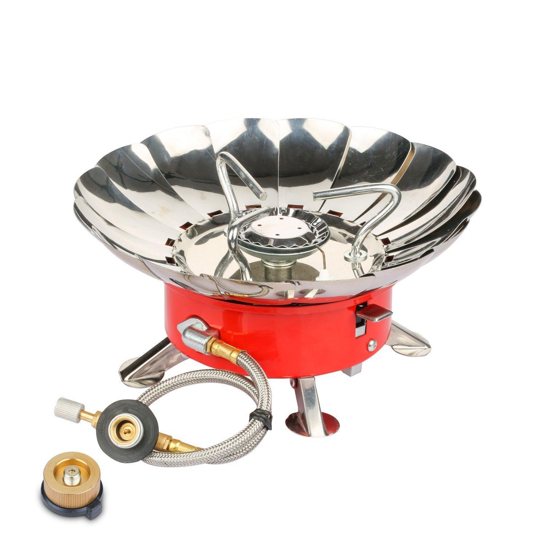 Red Devil Portable Outdoor Kitchen | Kitchen Sohor