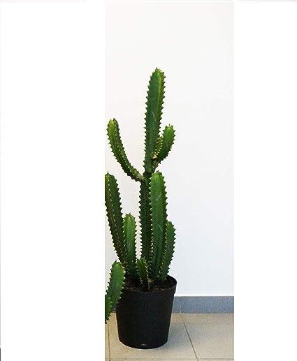 Cactus mexicain artificiel RAMON 95cm-Cactus artificiel//Fausse succulente en pot