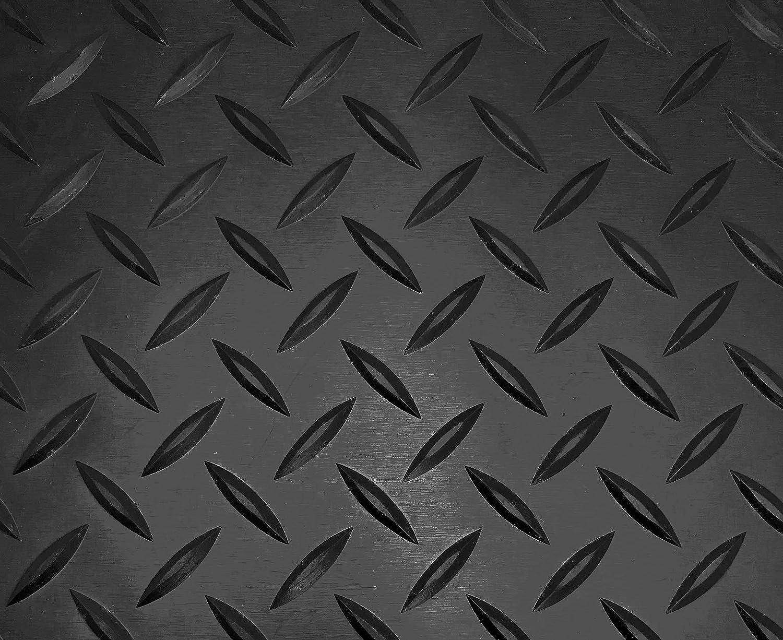 Honda Civic 2001-2006 3DR EP3 Black Floor Rubber Tailored Car Mats 3mm 4pc Set