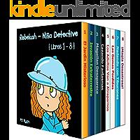 Rebekah - Niña Detective Libros 1-8: Divertida Historias