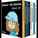 Rebekah - Niña Detective Libros 1-8: Divertida Historias de Misterio para Niños Entre