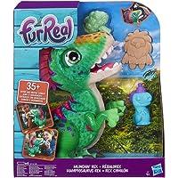 Furreal Friends - Peluche interactivo Dinosaurio Rex Comilón