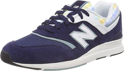 New Balance 697, Zapatillas de Running para Mujer: Amazon.es ...