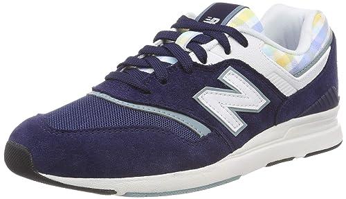 New Balance Wl697trb, Zapatillas de Running para Mujer: Amazon.es: Zapatos y complementos