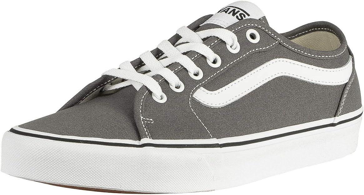 Vans Herren Filmore Decon Sneaker, Schwarz: