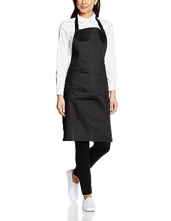 900d9e52a Premier Workwear Women's Colours Bib Apron with Pocket Tops: Amazon ...