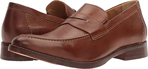 5a4807a3672 Image Unavailable. Image not available for. Colour  Johnston   Murphy Men s  Garner Penny Loafers