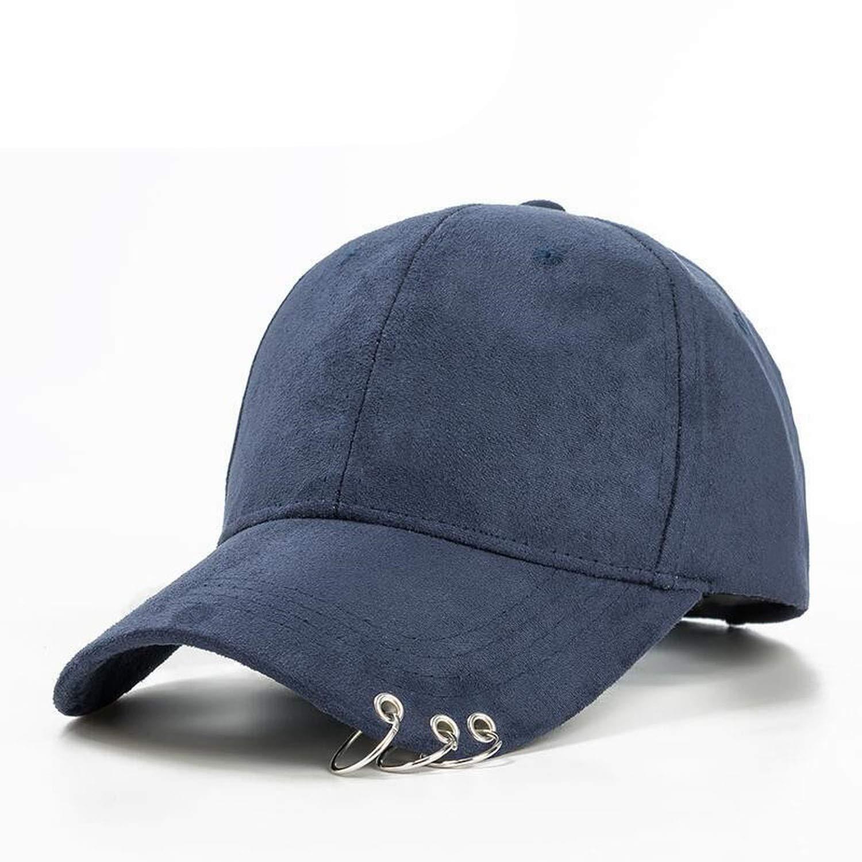 5e64894b Wilbur Gold New Women Casual Baseball Cap Dad Hat Deus Cap Pink Black Lady  OVO Drake Hats Suede Cap Trucker Cap Men at Amazon Men's Clothing store: