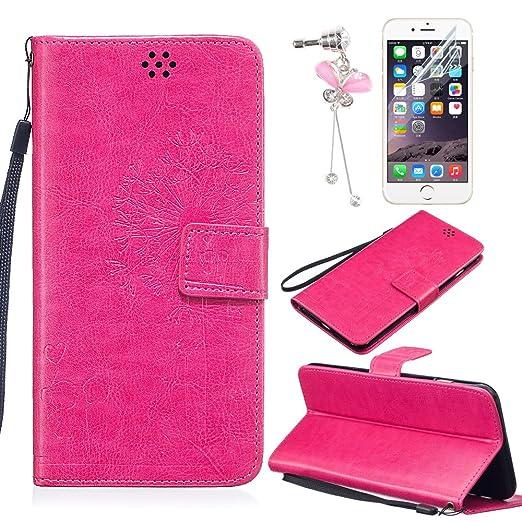 13 opinioni per Cover iphone 6s plus, Custodia iphone 6 plus, Sunroyal® Amanti e il dente di