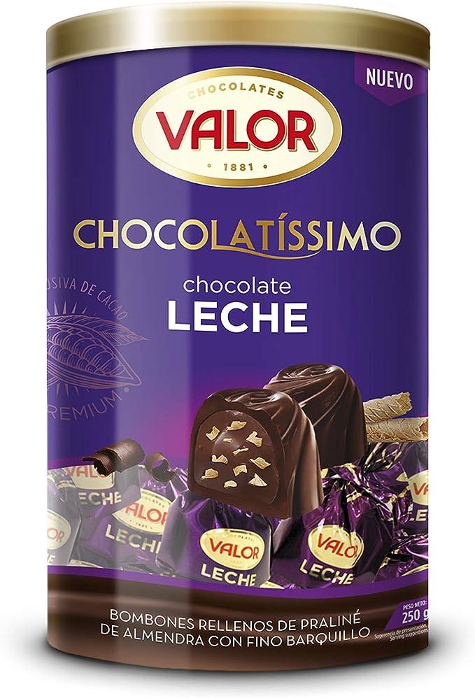 Valor Chocolatíssimo Leche - 250 gr: Amazon.es: Alimentación y bebidas
