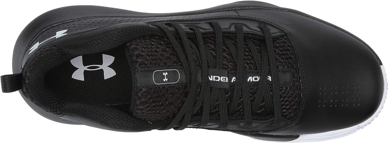 Under Armour UA Lockdown 4 Zapatos de Baloncesto para Hombre