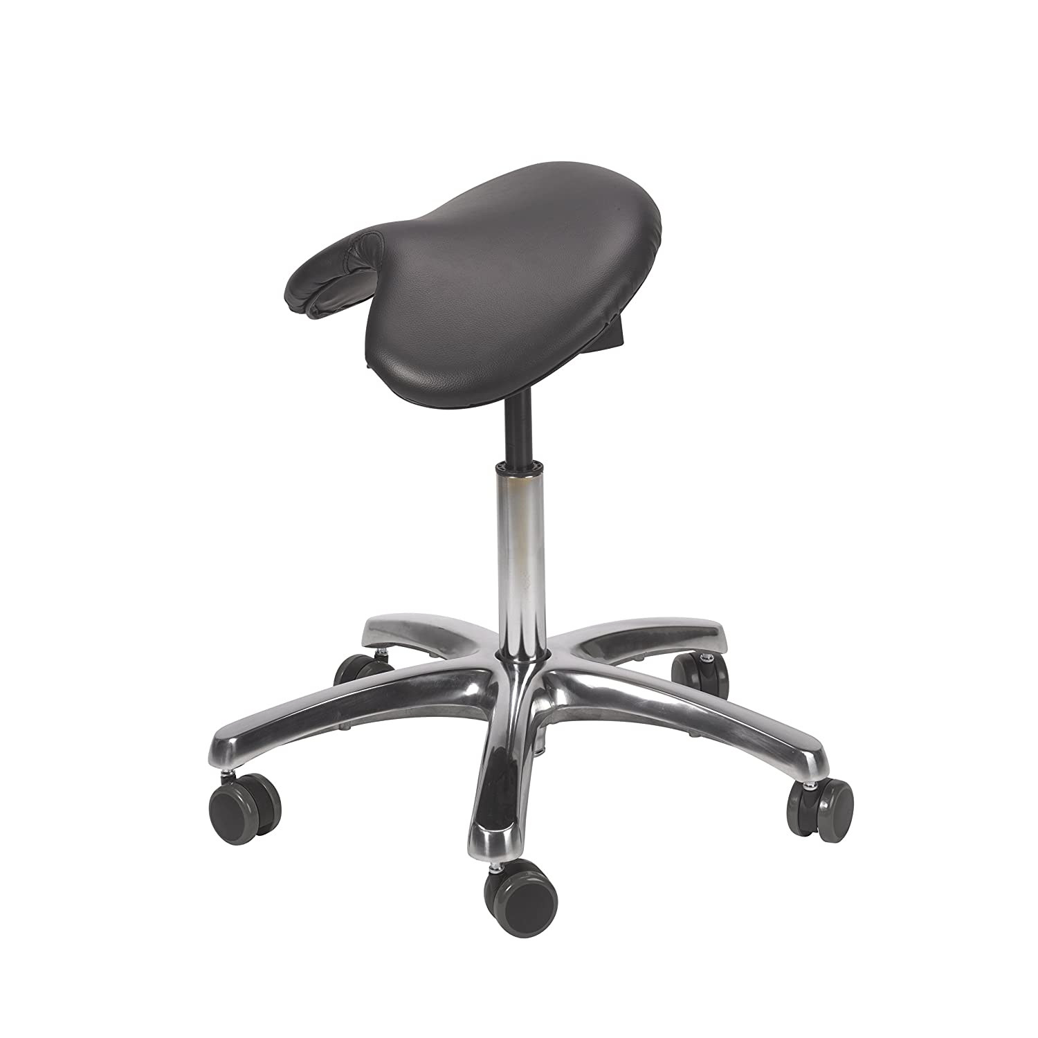 Amazoncom BetterPosture Saddle Chair Multifunctional Ergonomic