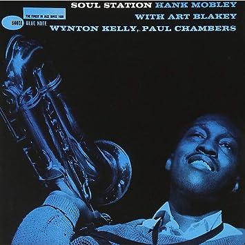 soul station : Hank Mobley: Amazon.es: CDs y vinilos}